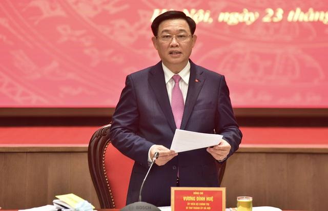 Hà Nội đưa Hoàng thành Thăng Long trở thành công viên di sản  - 1