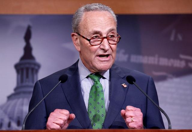 Lãnh đạo Thượng viện Mỹ thúc đẩy dự luật đối phó Trung Quốc - 1