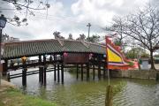 """Cầu ngói với kiến trúc cổ """"hiếm hoi"""" của Việt Nam sau ngày trùng tu"""