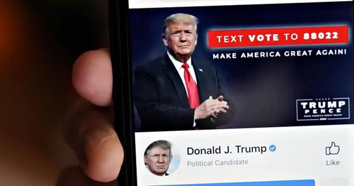 Ông Trump đòi Facebook, Instagram mở lại tài khoản bị đình chỉ vô thời hạn