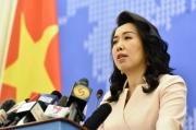 Việt Nam lên tiếng về thông tin tàu hải cảnh Trung Quốc áp sát giàn khoan Hải Thạch
