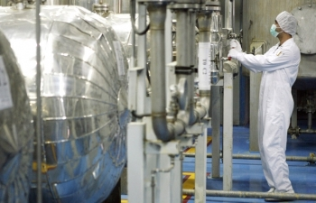 Iran hạn chế các hoạt động thanh sát cơ sở hạt nhân: Tăng áp lực với các cường quốc