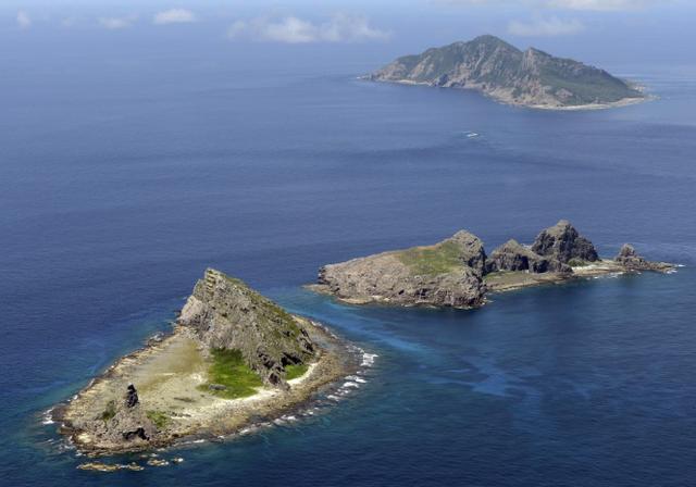 Mỹ ủng hộ Nhật Bản ở quần đảo tranh chấp, bất chấp yêu sách của Trung Quốc - 1
