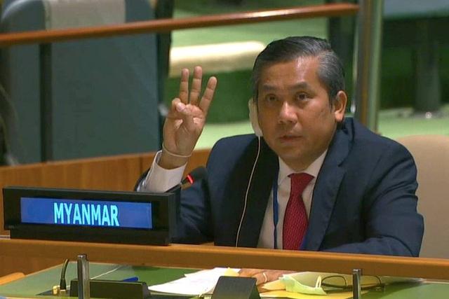 Đại sứ Myanmar bất ngờ cầu cứu Liên Hợp Quốc - 1