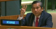 """Đại sứ Myanmar bất ngờ """"cầu cứu"""" Liên Hợp Quốc"""