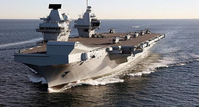 Phương Tây ồ ạt điều chiến hạm tới Biển Đông thách thức Trung Quốc - 1
