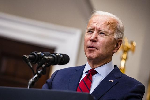 Tổng thống Biden tiết lộ lý do không kích Syria - 1