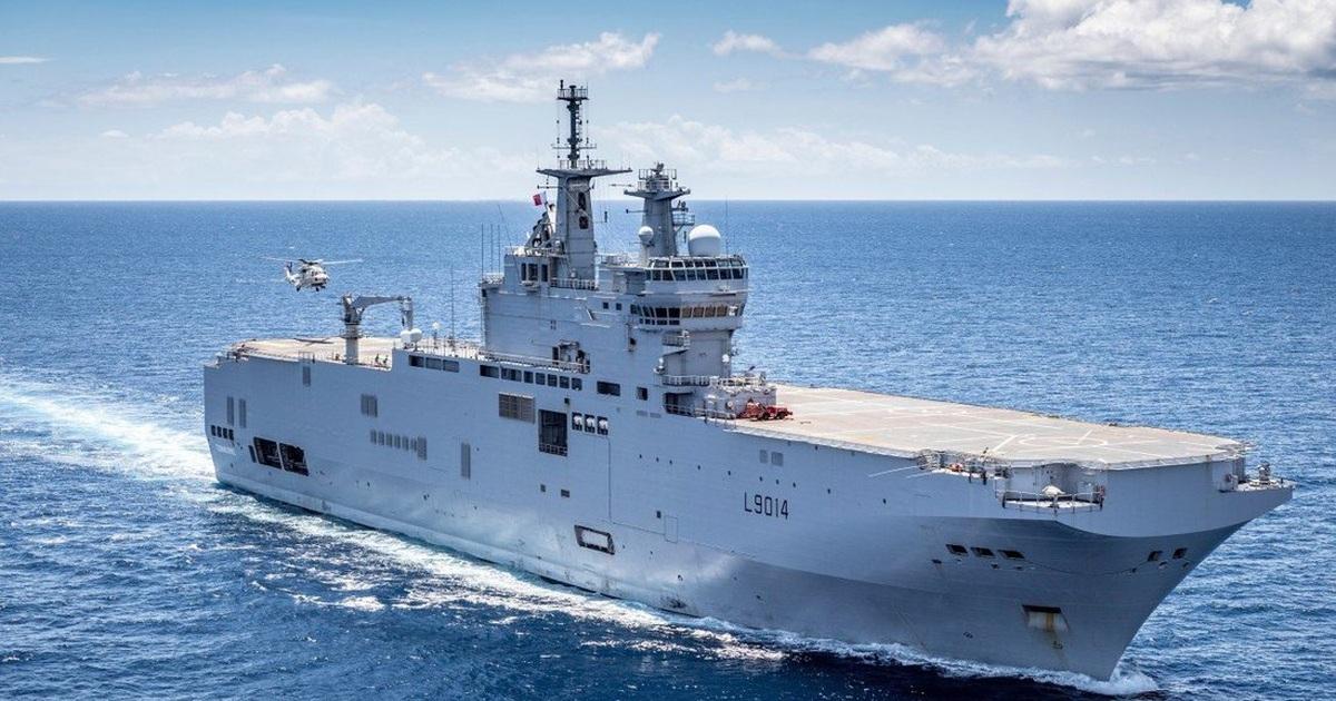 """Vì sao Pháp """"để mắt"""" tới Biển Đông bất chấp cảnh báo của Trung Quốc?"""