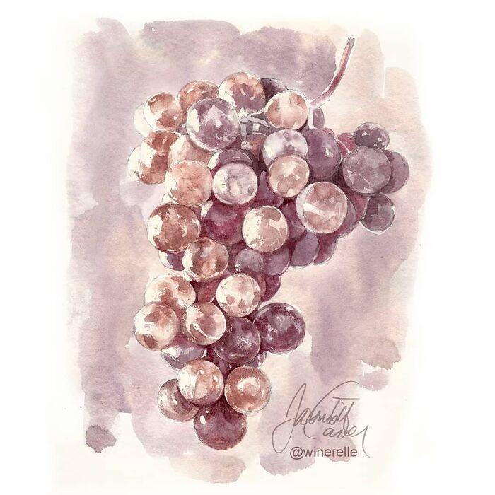 Độc đáo các tác phẩm nghệ thuật từ… rượu vang