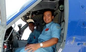 Phi công Hải quân đầu tiên lái thủy phi cơ DHC-6 về Việt Nam
