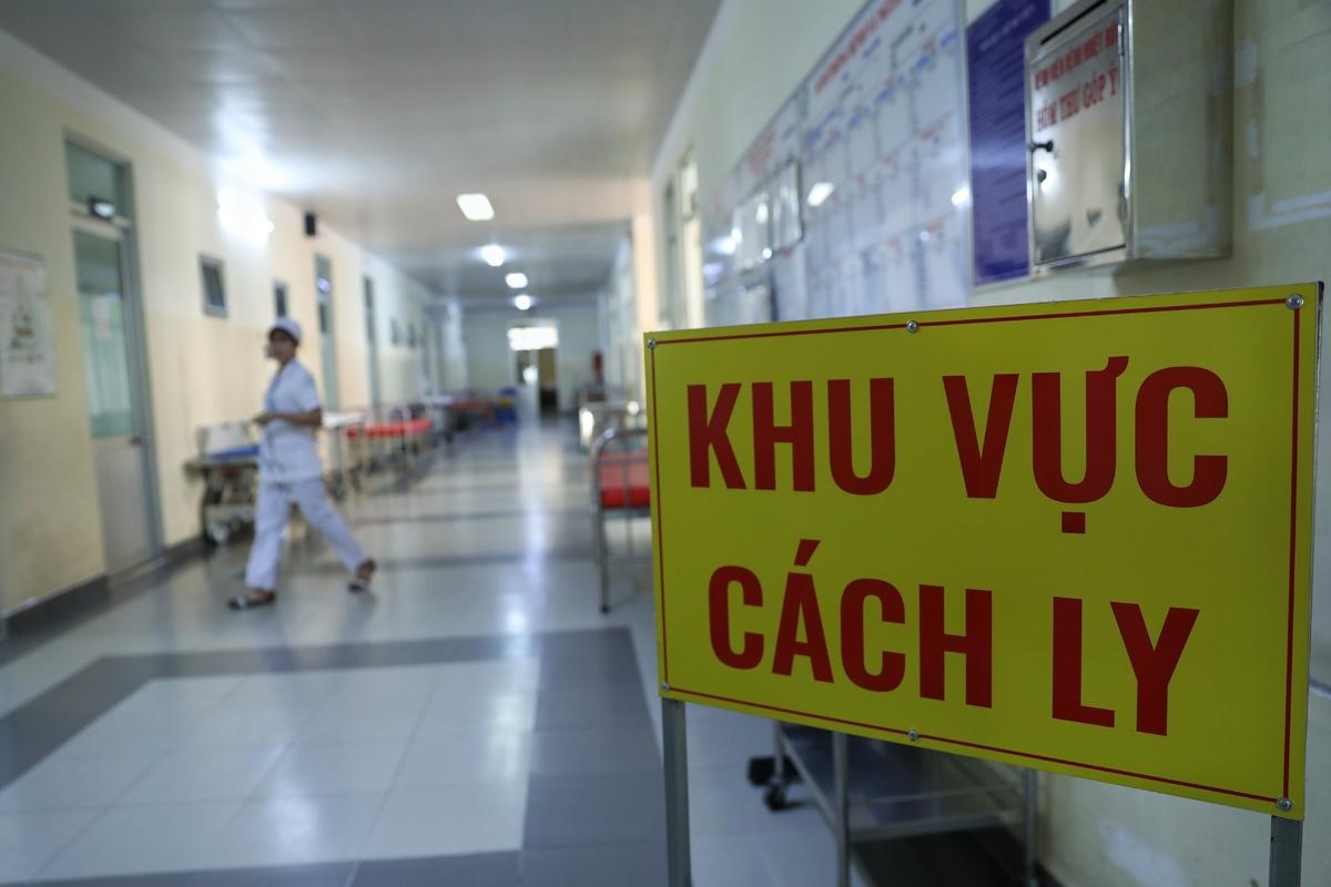 Thêm 7 ca nhiễm mới, Việt Nam vượt ngưỡng 100 ca mắc Covid-19