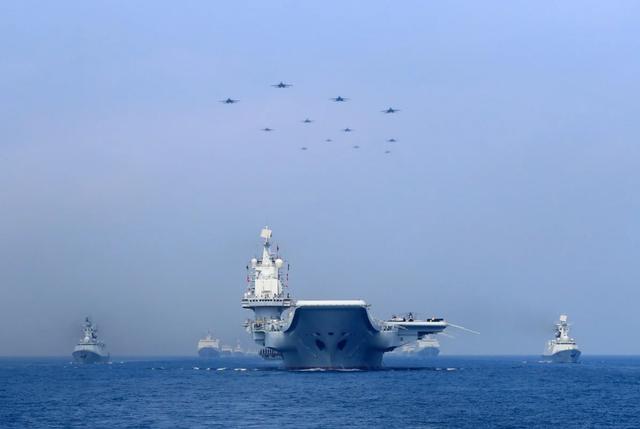 Trung Quốc bắt đầu tập trận 1 tháng ở Biển Đông - 1