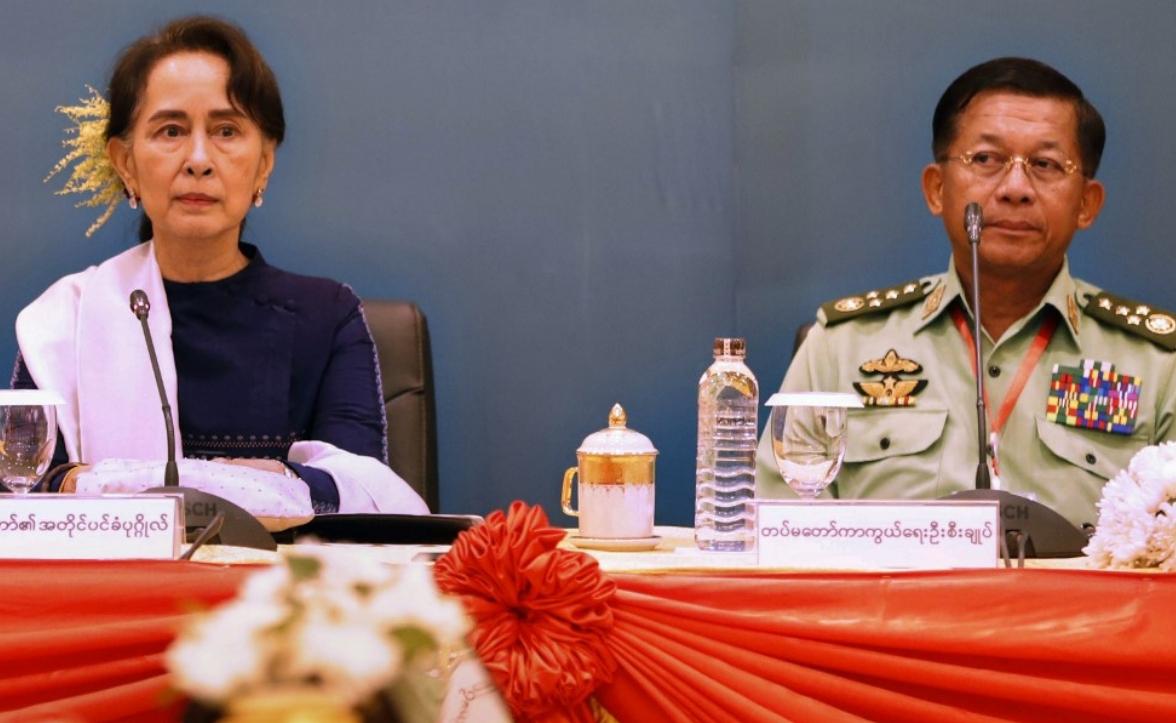 Sẽ là sai lầm nếu trừng phạt Myanmar?