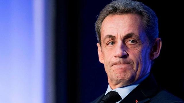 Cựu tổng thống Pháp Sarkozy bị tuyên án 3 năm tù vì tham nhũng