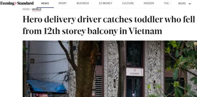 Báo chí thế giới ấn tượng về nghĩa cử đẹp của anh Nguyễn Ngọc Mạnh - 2