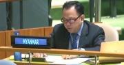 Quyền đại sứ Myanmar tại Liên Hợp Quốc bất ngờ từ chức