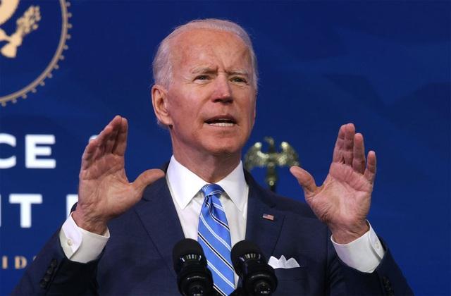 Ông Biden hủy cuộc không kích Syria thứ 2 vào phút chót - 1
