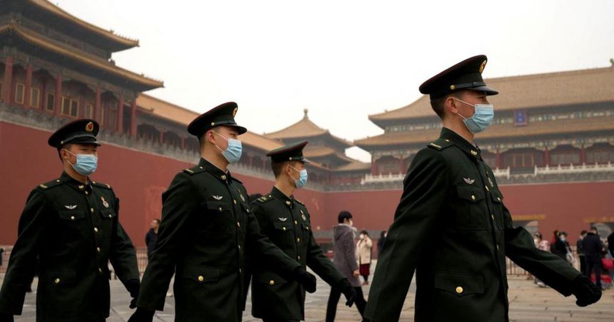 Trung Quốc tăng ngân sách quốc phòng lên 210 tỷ USD