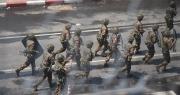 Quân đội Myanmar đột kích bắt người trong đêm