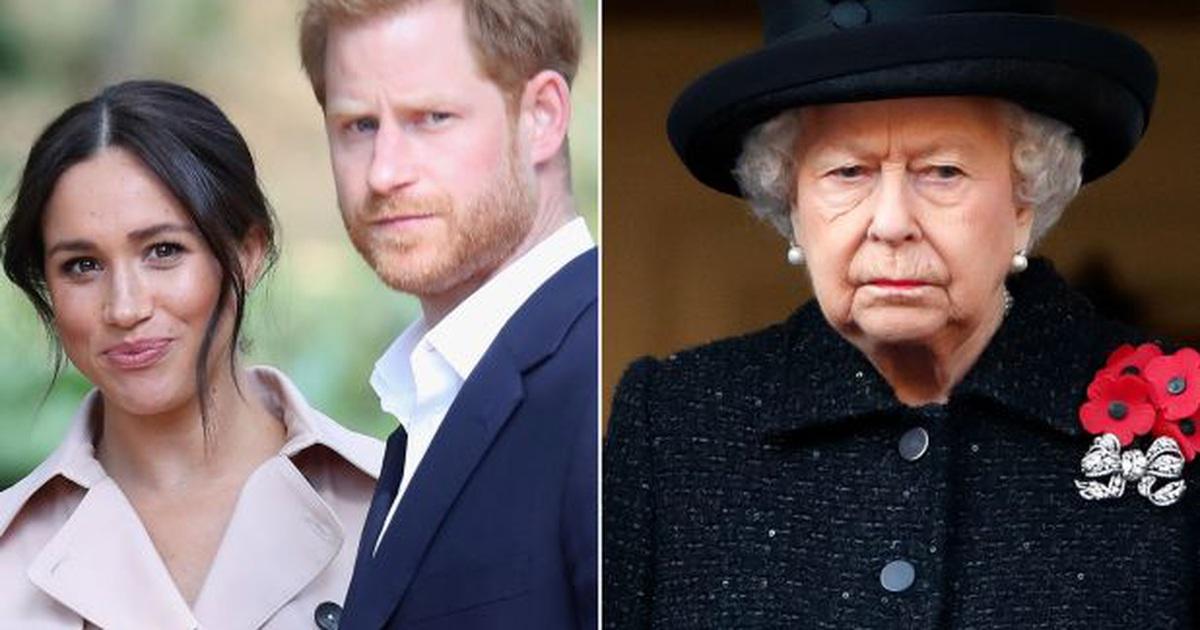 """Hoàng gia Anh lên tiếng về cuộc phỏng vấn """"bom tấn"""" của vợ chồng Harry"""