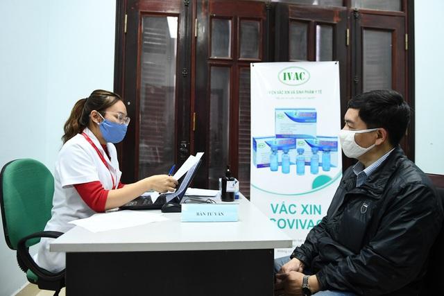 Ngày mai vắc xin Covid-19 Việt Nam thứ hai được tiêm thử - 1