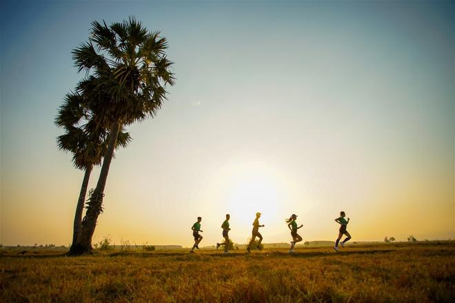 Tổ chức chạy Marathon để kích cầu du lịch xanh