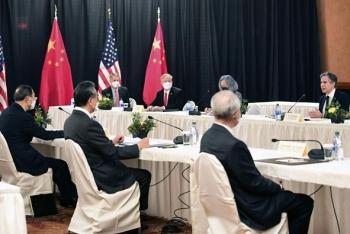 Cuộc hội đàm cấp cao Mỹ - Trung kết thúc trong căng thẳng, không có tuyên bố chung