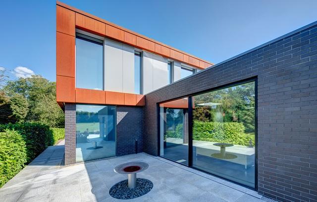 Những ngôi nhà xanh mà vẫn đầy tiện nghi của thế kỷ 21