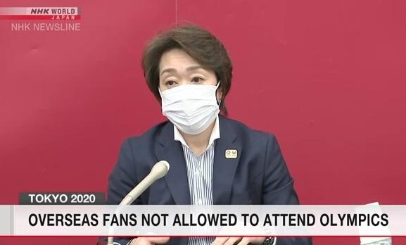Nhật Bản: Khán giả nước ngoài không được dự khán Olympic Tokyo