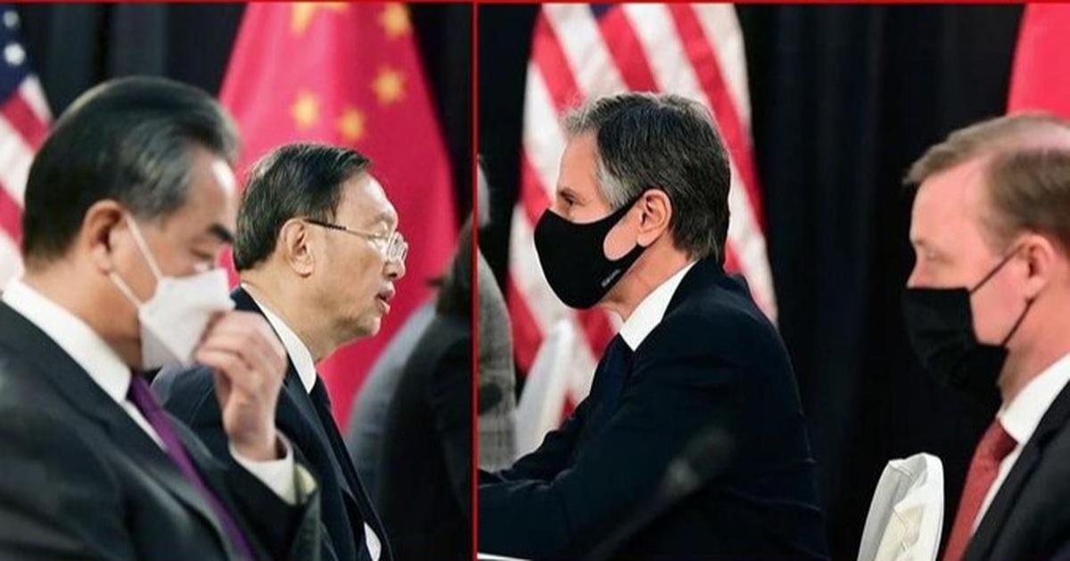 """Nước cờ của Mỹ - Trung sau cuộc họp """"nảy lửa"""""""