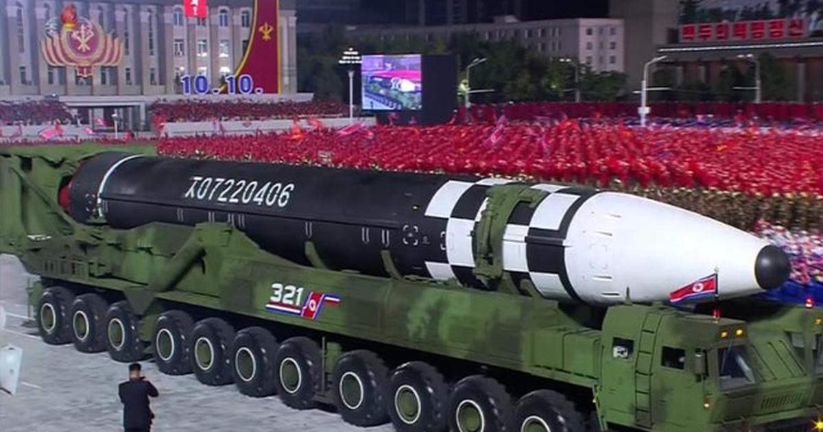 Kho vũ khí nguy hiểm của Triều Tiên có thể khiến Mỹ dè chừng