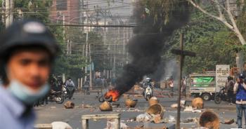 Quân đội 12 nước ra tuyên bố chung lên án bạo lực ở Myanmar