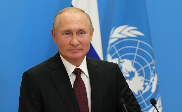 Tổng thống Putin nói Nga sắp đạt miễn dịch cộng đồng với Covid-19 - 1