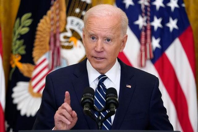 Ông Biden lên tiếng sau ngày biểu tình đẫm máu ở Myanmar - 1