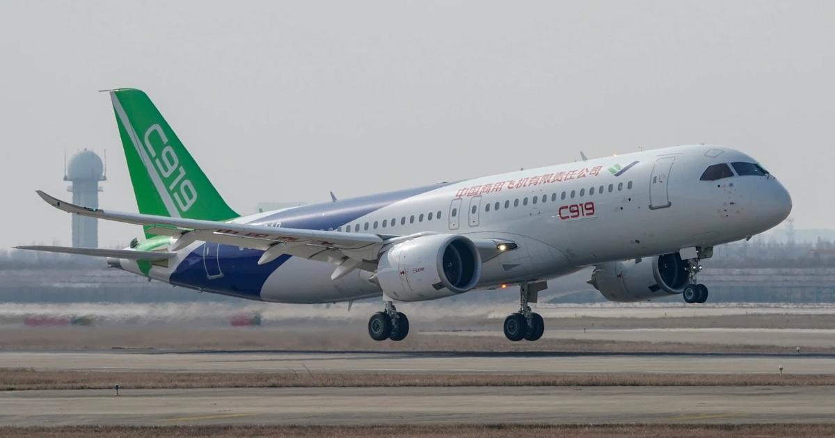 Mỹ để mắt tới tham vọng thành cường quốc hàng không của Trung Quốc