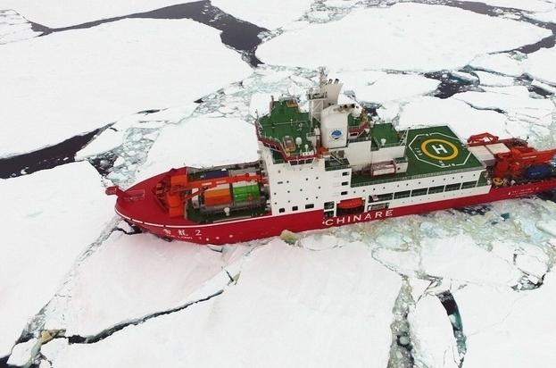 """Mâu thuẫn với phương Tây, Trung Quốc gặp khó với """"Con đường tơ lụa Bắc Cực"""""""