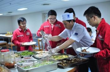 Petrosetco Vũng Tàu tuyển dụng nhiều vị trí Catering phục vụ cho chiến dịch khoan