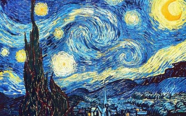 15 tác phẩm nổi tiếng của danh họa Van Gogh