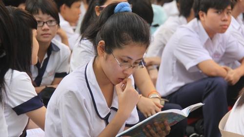 Những chú ý khi dự thi vào lớp 10