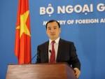 Phản bác tuyên bố của Bộ Ngoại giao Trung Quốc về Biển Đông