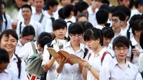Công bố hướng dẫn tuyển thẳng vào đại học, cao đẳng