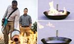 Chàng sinh viên gốc Việt và công nghệ dập lửa bằng âm thanh