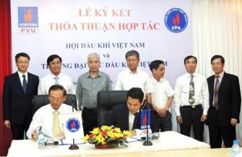 PVU và KOGAS, VPA ký kết thỏa thuận hợp tác