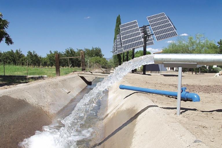 Nước sạch nhờ... năng lượng Mặt trời