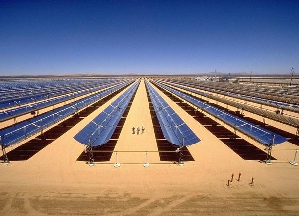 Những thay đổi bất ngờ nếu sa mạc Sahara phủ kín pin mặt trời
