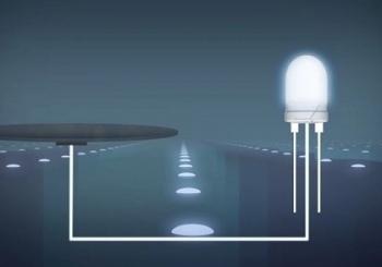 Máy phát điện thu năng lượng từ đêm tối
