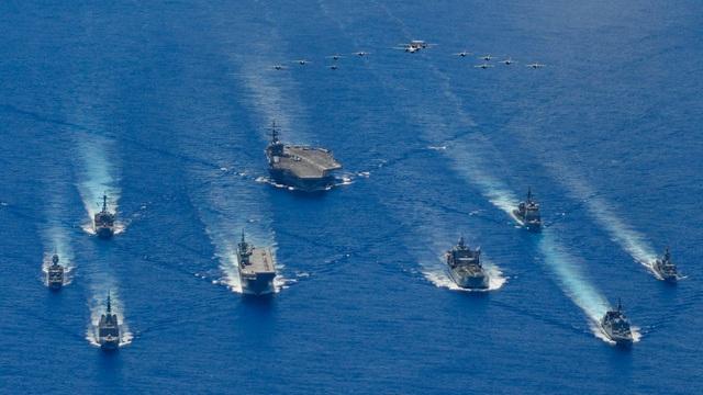 Mỹ cùng đồng minh lên kế hoạch ứng phó đề phòng chiến tranh Đài Loan - 1