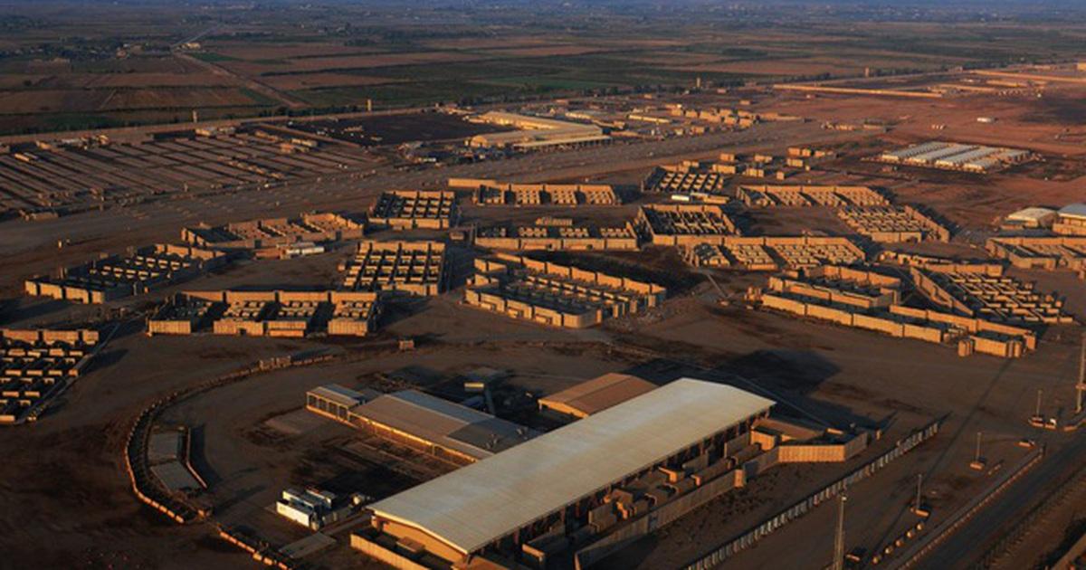 Rocket nã xuống sát căn cứ quân sự Iraq có quân Mỹ đồn trú