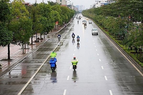 Cả nước mưa dông, nhiều nơi mưa lớn