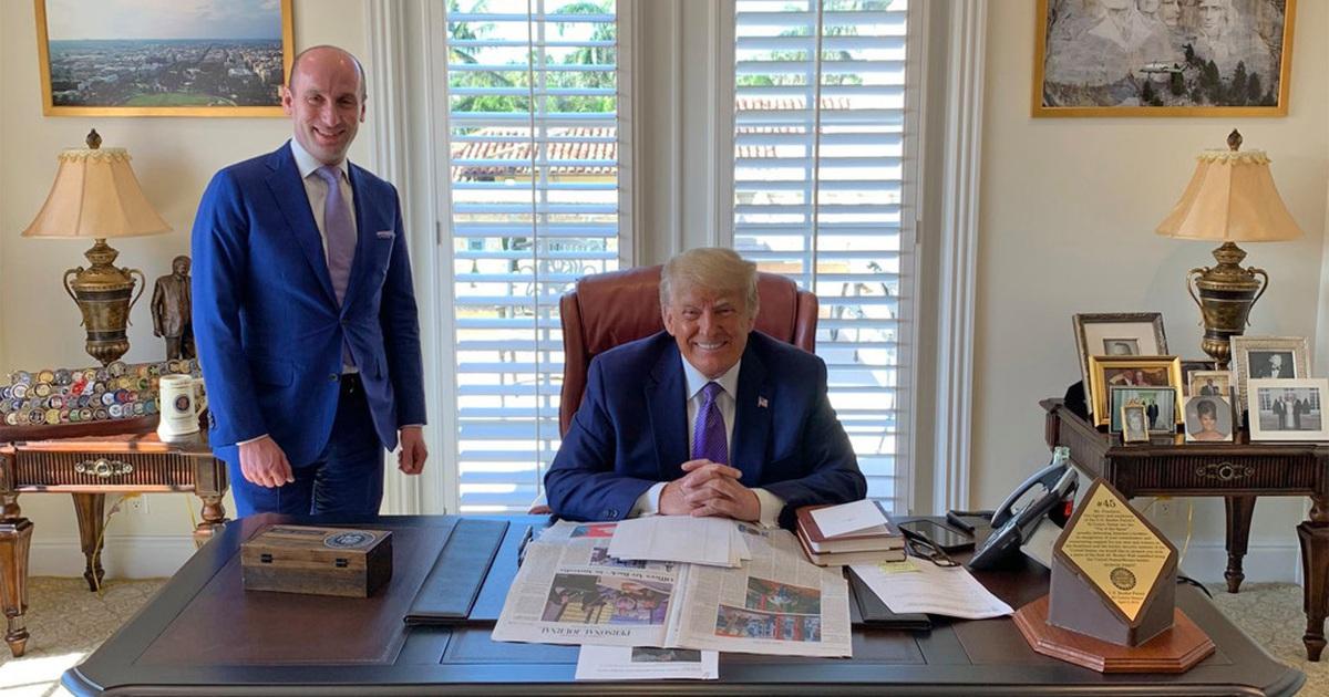 """Bức ảnh tiết lộ """"đại bản doanh"""" mới của ông Trump ở Florida"""